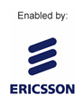 Enabled by Ericsson